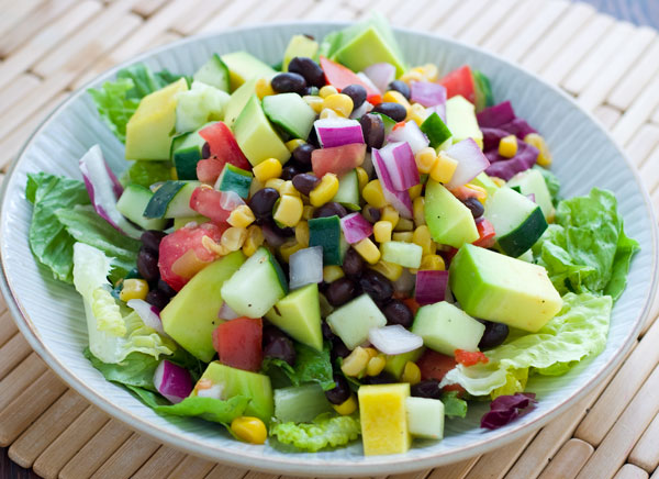 salad to lose weight