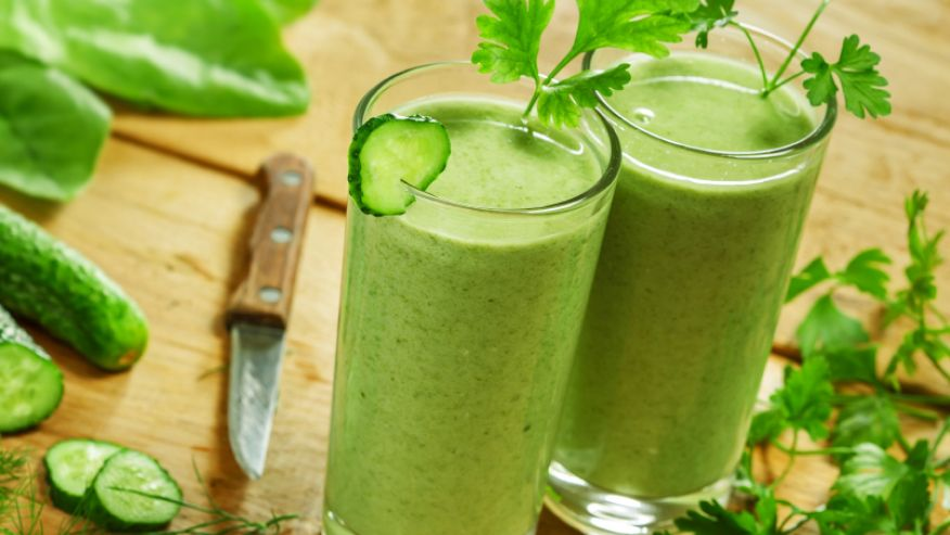 Green Juice Recipes Rapidly Helps Loosing Weight