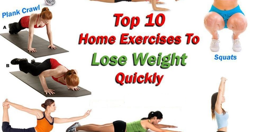 Natural Ways to Lose Weight Fast at Home